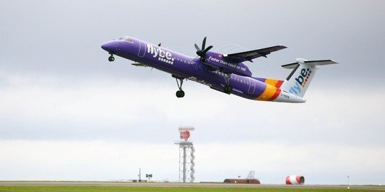 Flybe statement - Cardiff to London City service