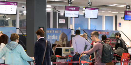 A busy Bank Holiday weekend for Cardiff Airport