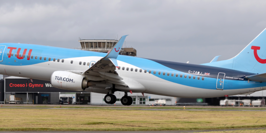TUI launches additional 30,000 seats for summer 2020 from Cardiff Airport
